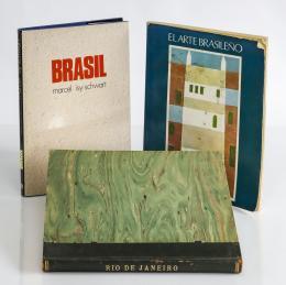 21  -  [Brasil: 3 libros ilustrados]