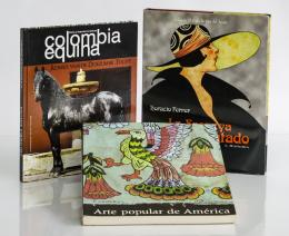 22  -  Doezumer Tocht, Romke van de: Colombia Equina ⊕