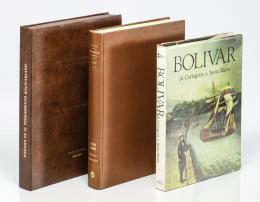 10  -  [Simón Bolívar: 3 libros ilustrados]