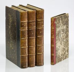 106  -  Simond, Charles. : Paris de 1800 à 1900: La vie parisienne à travers le XIX E siècle - Paris de 1800 à 1900. Vol. 1-3.