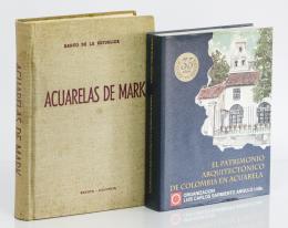 108  -  Banco de la República: Acuarelas de Mark ⊕