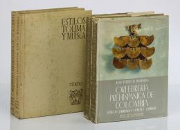 109  -  Pérez de Barrada, José: Orfebrería prehispánica de Colombia
