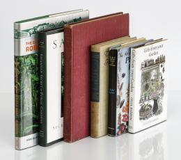 114  -  [Jardines y flores: 6 libros]