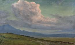 """23  -  <p><span class=""""description"""">Ricardo Gómez Campuzano: La nube, Torca, 1928.</span></p>"""