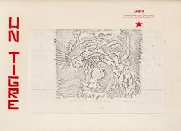 """12  -  <p><span class=""""description"""">Antonio Caro: El imperialismo es un tigre de papel, 1973.</span></p>"""