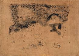 """53  -  <p><span class=""""description"""">Julia Acuña Guillén: Sin título, 1966.</span></p>"""