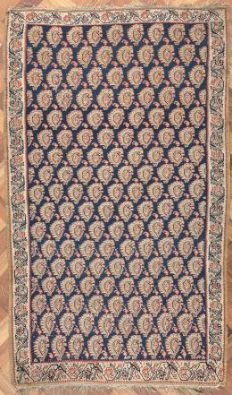 "3  -  <p><span class=""description"">Alfombra Kilim Senna Mohtasham Kashan, 1800 - 1900</span></p>"