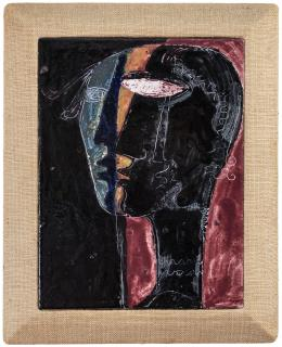 "59  -  <p><span class=""description"">Leopoldo Richter. Rostros, ca. 1968</span></p>"