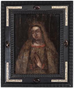 """94  -  <p><span class=""""description"""">Virgen orante, siglo XVIII</span></p>"""