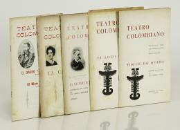 """117  -  <span class=""""object_title"""">Teatro Colombiano, n°1, 2, 4, 5, 6</span>"""