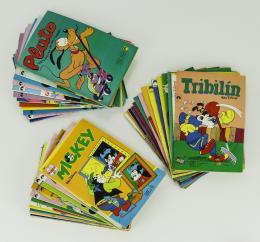 "104  -  <span class=""object_title"">Lote de 50 cómics</span>"