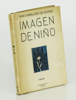 """113  -  <p><span class=""""description"""">Caballero de Gómez, Ana Imagen de niño</span></p>"""