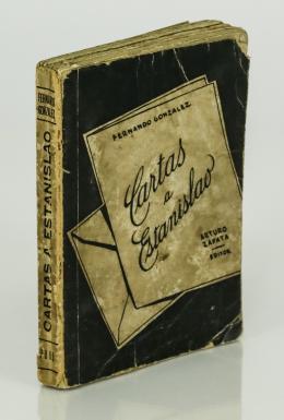 """111  -  <p><span class=""""description"""">González, Fernando. Cartas a Estanislao [Primera edición]</span></p>"""