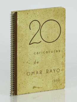 "505  -  <p><span class=""description"">Rayo, Omar. 20 caricaturas de Omar Rayo</span></p>"