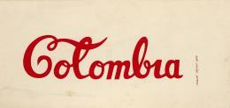 """21  -  <p><span class=""""description"""">Antonio Caro. Colombia Coca Cola, 1977</span></p>"""