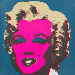 "14  -  <p><span class=""description"">Andy Warhol. Marilyn, 1970</span></p>"