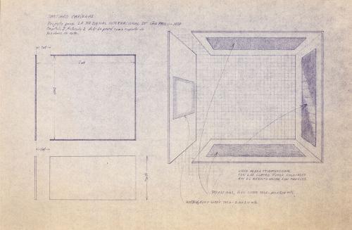 Santiago Cárdenas : Projecto para la XIV Bienal Internacion