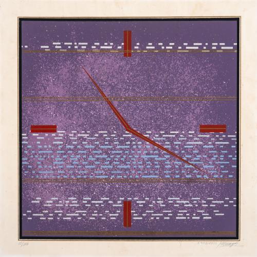 Sara Modiano (Colombia, 1951 - 2010) : Sin título