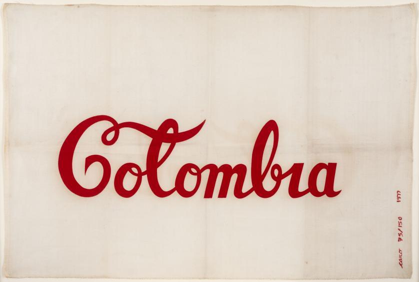 Antonio  Caro : Colombia Coca Cola, 1977