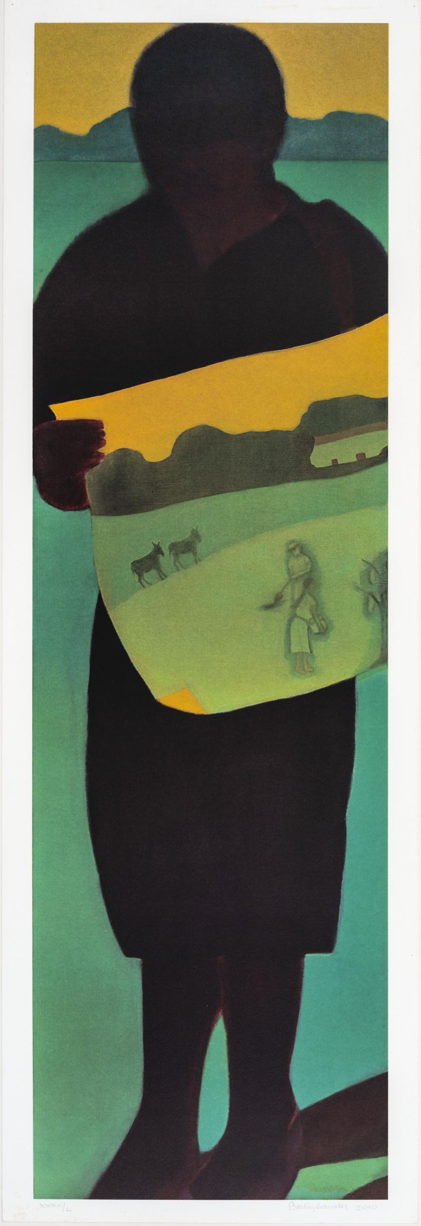 Beatriz González (Colombia, 1938) : Voy desapareciendo como